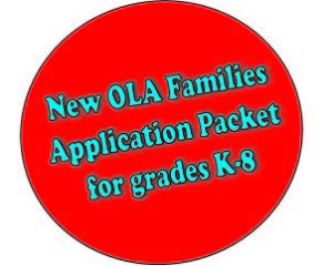 New K-8 Families Application